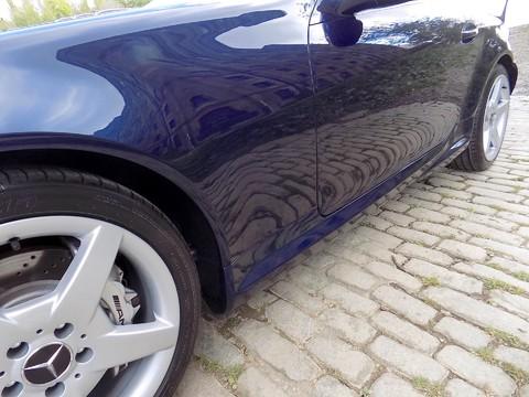 Mercedes-Benz SLK SLK55 AMG 18