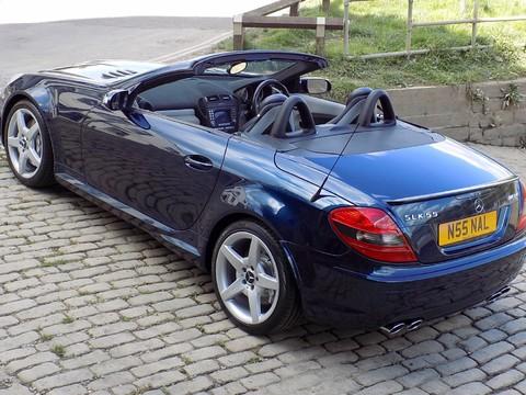 Mercedes-Benz SLK SLK55 AMG 24