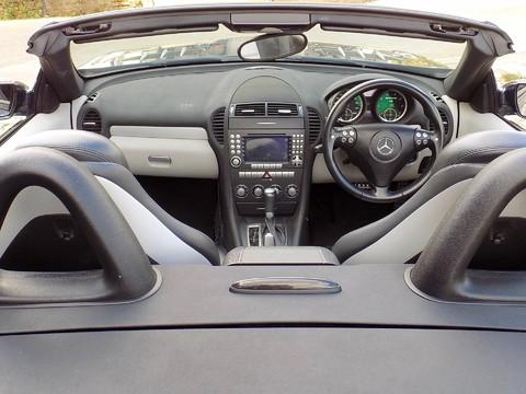 Mercedes-Benz SLK SLK55 AMG 26