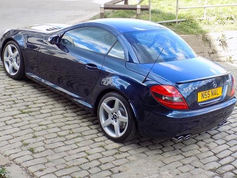 Mercedes-Benz SLK SLK55 AMG 27