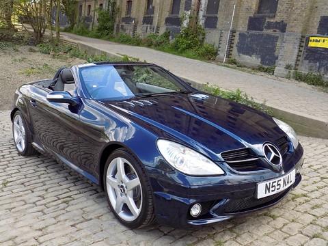 Mercedes-Benz SLK SLK55 AMG 30
