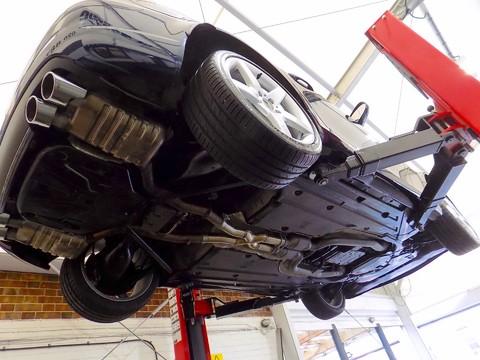Mercedes-Benz SLK SLK55 AMG 36