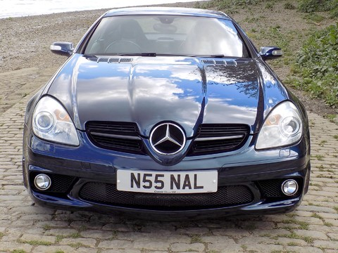 Mercedes-Benz SLK SLK55 AMG 39
