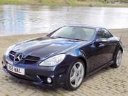 Mercedes-Benz SLK SLK55 AMG 40