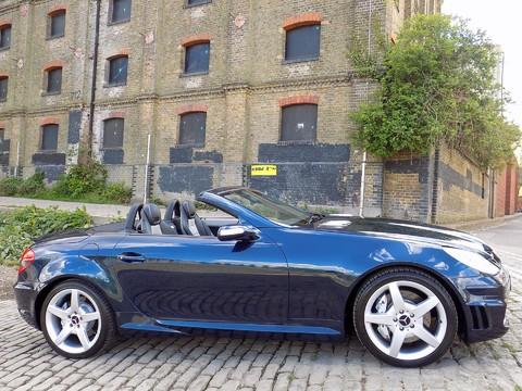 Mercedes-Benz SLK SLK55 AMG 44