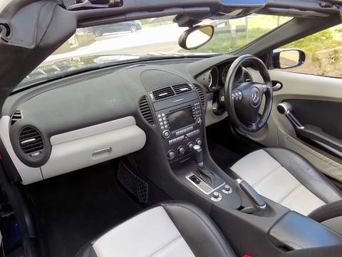 Mercedes-Benz SLK SLK55 AMG 56
