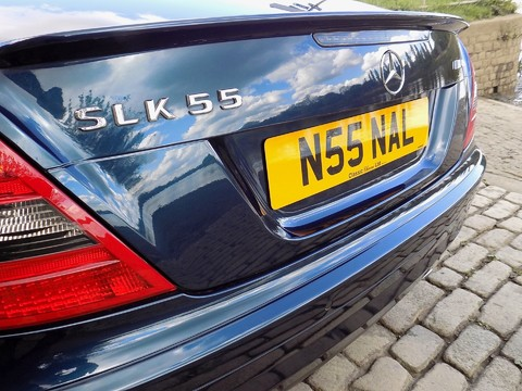 Mercedes-Benz SLK SLK55 AMG 58