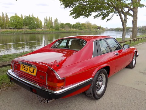 Jaguar XJS V12 5.3 HE 4