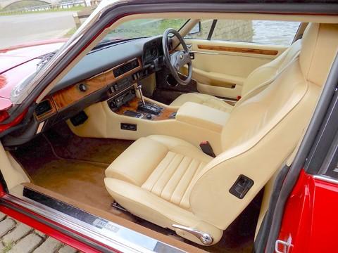Jaguar XJS V12 5.3 HE 7