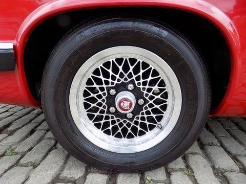 Jaguar XJS V12 5.3 HE 25