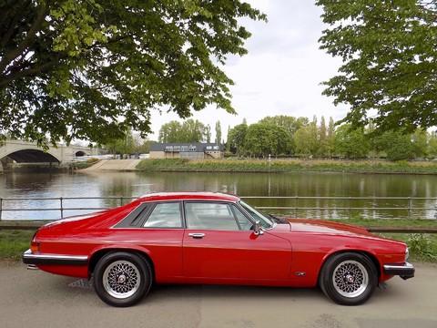 Jaguar XJS V12 5.3 HE 33