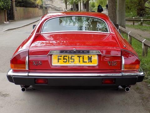 Jaguar XJS V12 5.3 HE 36