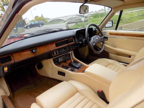 Jaguar XJS V12 5.3 HE 39