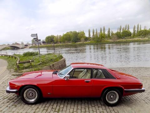 Jaguar XJS V12 5.3 HE 45