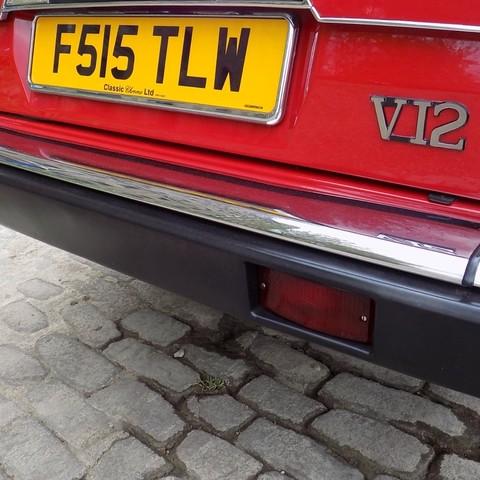 Jaguar XJS V12 5.3 HE