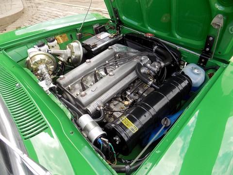Alfa Romeo GTV 2000 GT Veloce 9