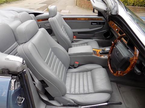 Jaguar XJS 4.0 CONVERTIBLE 5