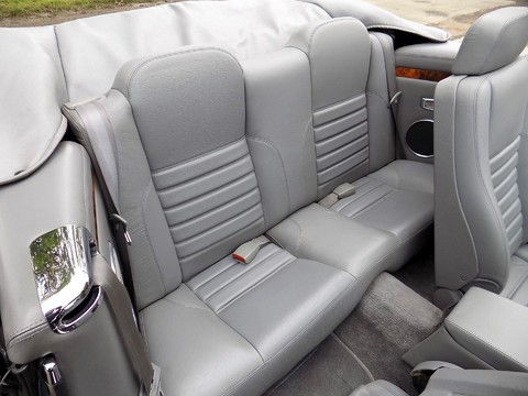 Jaguar XJS 4.0 CONVERTIBLE 6