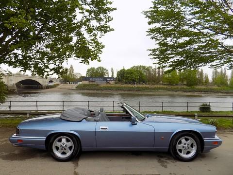 Jaguar XJS 4.0 CONVERTIBLE 10