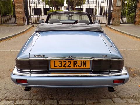 Jaguar XJS 4.0 CONVERTIBLE 29