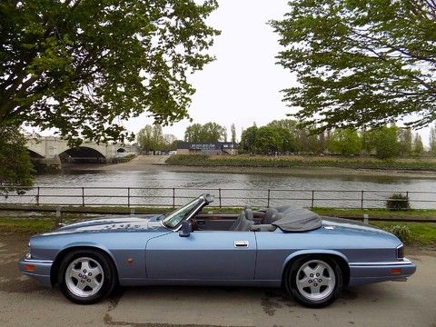 Jaguar XJS 4.0 CONVERTIBLE 49