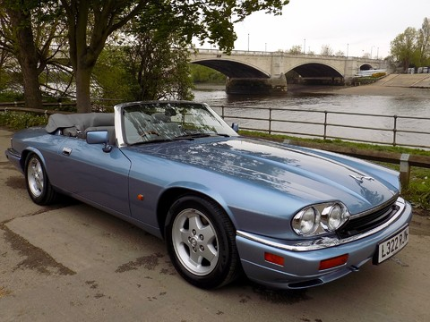 Jaguar XJS 4.0 CONVERTIBLE 50