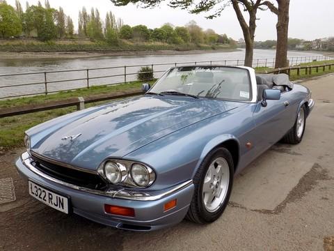 Jaguar XJS 4.0 CONVERTIBLE 1