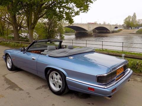 Jaguar XJS 4.0 CONVERTIBLE 2