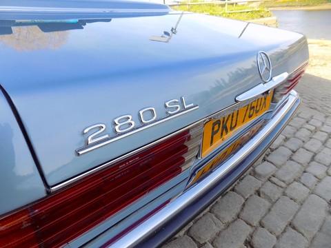 Mercedes-Benz SL Series 280 SL 45