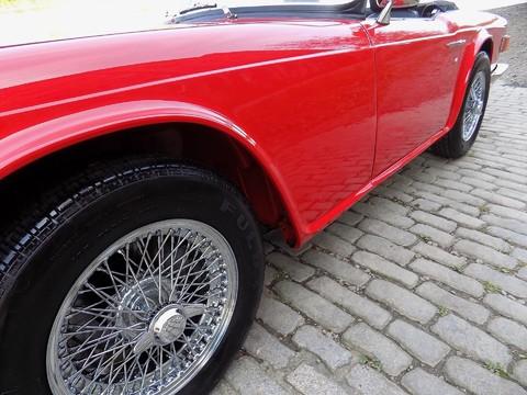 Triumph TR6 150bhp 13