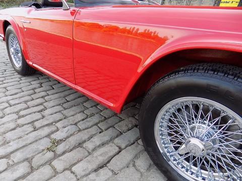 Triumph TR6 150bhp 15