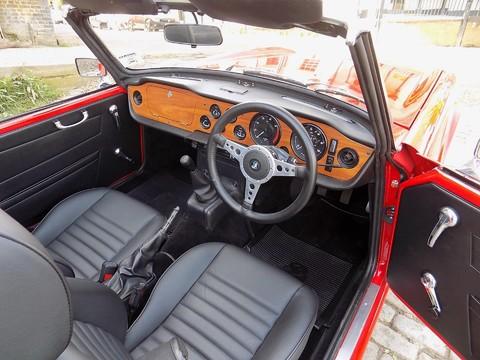 Triumph TR6 150bhp 32