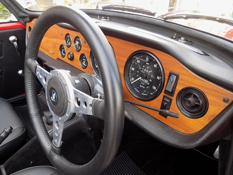 Triumph TR6 150bhp 36