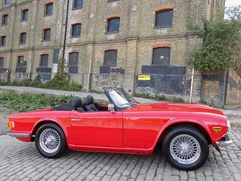 Triumph TR6 150bhp 46