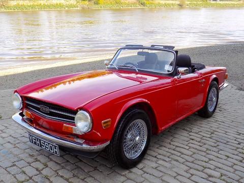 Triumph TR6 150bhp 49