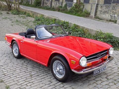 Triumph TR6 150bhp 50