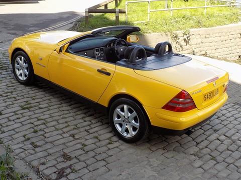 Mercedes-Benz SLK SLK230 KOMPRESSOR 10