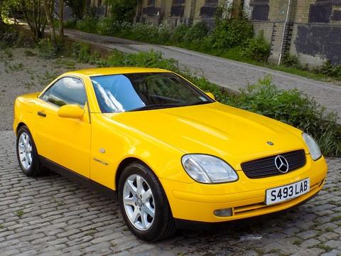 Mercedes-Benz SLK SLK230 KOMPRESSOR 13