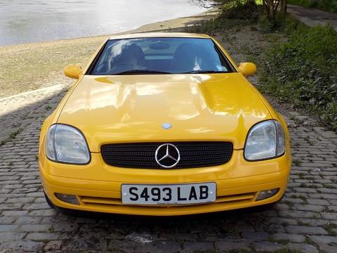 Mercedes-Benz SLK SLK230 KOMPRESSOR 20