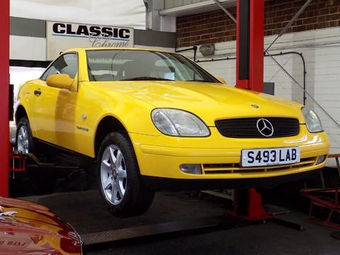 Mercedes-Benz SLK SLK230 KOMPRESSOR 31