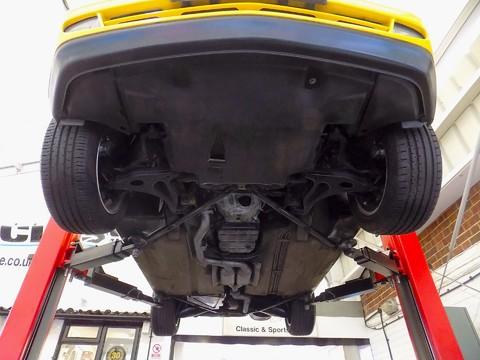 Mercedes-Benz SLK SLK230 KOMPRESSOR 34