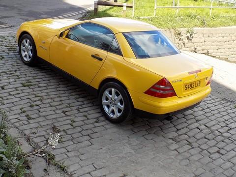 Mercedes-Benz SLK SLK230 KOMPRESSOR 52
