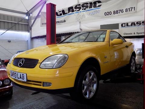 Mercedes-Benz SLK SLK230 KOMPRESSOR 55
