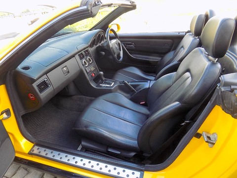 Mercedes-Benz SLK SLK230 KOMPRESSOR 57