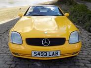 Mercedes-Benz SLK SLK230 KOMPRESSOR 60