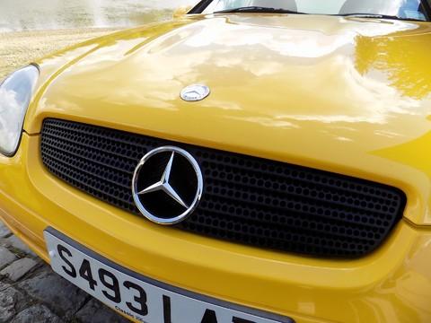 Mercedes-Benz SLK SLK230 KOMPRESSOR 3