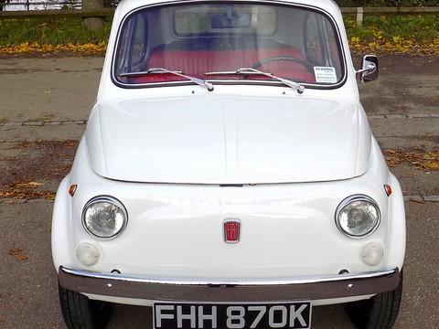 Fiat 500 L 12
