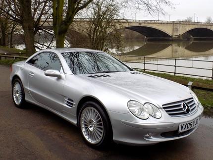 Mercedes-Benz SL Series SL500