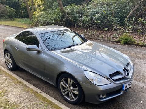 Mercedes-Benz SLK SLK 350 1