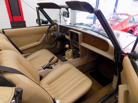 Fiat 124 Spider Pininfarina 124 Spider Europa 5